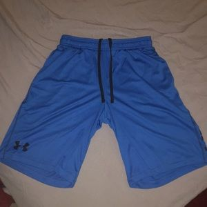 Blue Under Armour Shorts